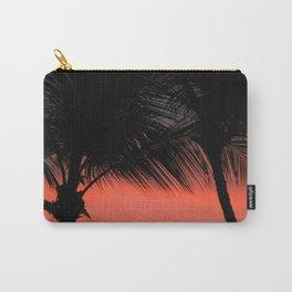 Palm tree, Salvador, Bahia  Brazil Carry-All Pouch