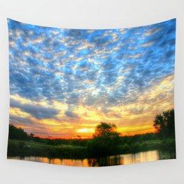 November East Texas Sunrise Wall Tapestry
