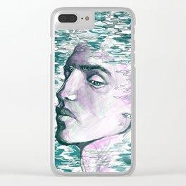 h2o Clear iPhone Case