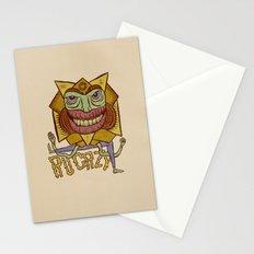 R U CRZY? Stationery Cards