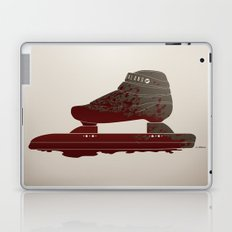 Bloody Skating - The Race is Over Laptop & iPad Skin