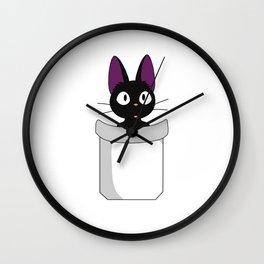 Pocket Jiji! Wall Clock