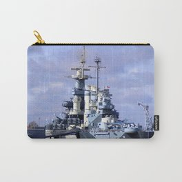USS North Carolina BB-55 Carry-All Pouch