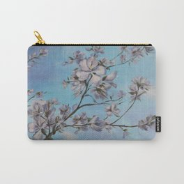 Orchid Tree Blooms Carry-All Pouch