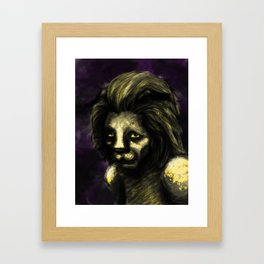 Coward Framed Art Print