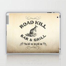 Road Kill Bar & Grill Laptop & iPad Skin