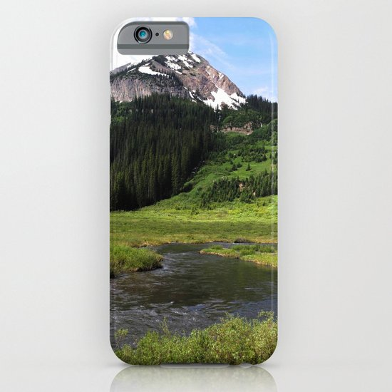 Crested Butte iPhone & iPod Case