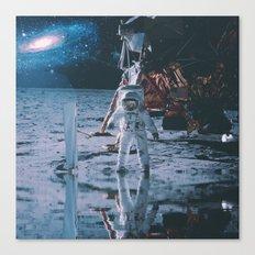Project Apollo - 9 Canvas Print