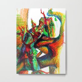 Unto the Earth Metal Print