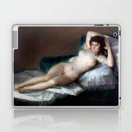Goya-La maja desnuda Laptop & iPad Skin