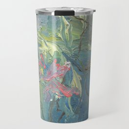Flowers of the Field No.4 Travel Mug