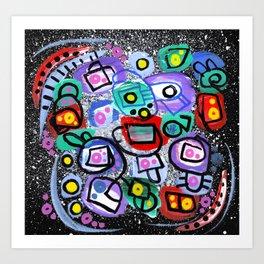 """Evanescent"" Art Print"