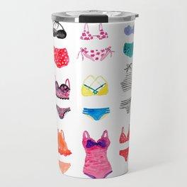 Summer Swimsuits Travel Mug