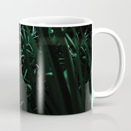 Grass blades basking in the sun - Abstract Coffee Mug