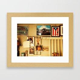 puertorican pride Framed Art Print