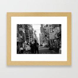 figo Framed Art Print