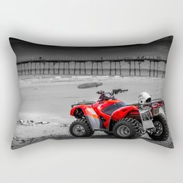 On Watch Rectangular Pillow