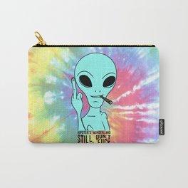 Still Alien Carry-All Pouch