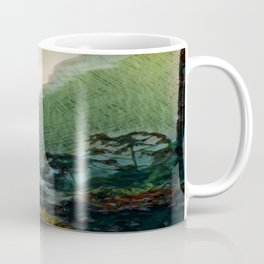 Mists In The Pitons: St. Lucia Coffee Mug