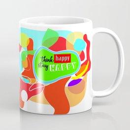 happy bacterius Coffee Mug