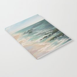 At high tide Notebook