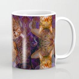 Theadora the Explorer Dreams of Flora Coffee Mug