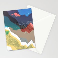 Experiment am Berg 32 Stationery Cards