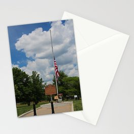 Army Lodge No 24 Stationery Cards