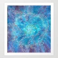 Source Energy Art Print
