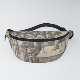 Sick Bishop - Revoulting Peasants Fanny Pack