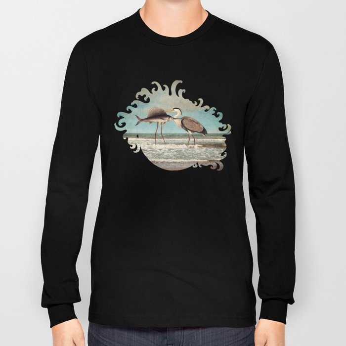 The Fish That Sold Its Soul for Love Long Sleeve T-shirt