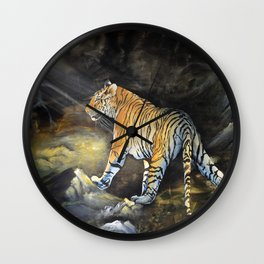 The Mountain King Wall Clock
