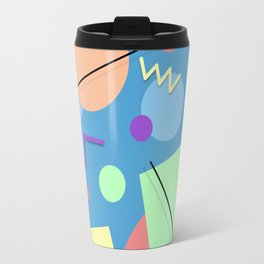 Memphis #4 Travel Mug