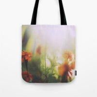 Marigolds in Ubud Tote Bag