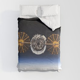 The Cygnus spacecraft Comforters