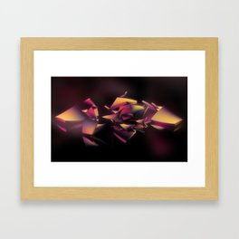 Husk 02 Framed Art Print