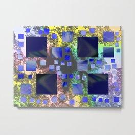 quadra Metal Print