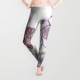 Pelvic Flora (Color) Leggings