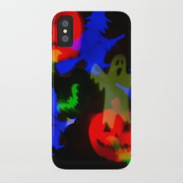 Ghosts And Ghouls iPhone Case