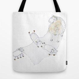 mutton bride Tote Bag