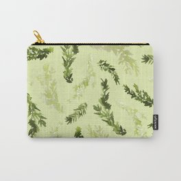 Herb Pattern 01 Carry-All Pouch