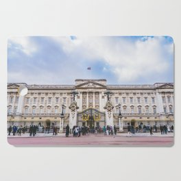 Buckingham Palace, London, England Cutting Board