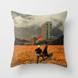 We Can Throw Pillow