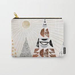 All The Magical Mountains Carry-All Pouch