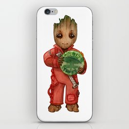 Save the trees iPhone Skin