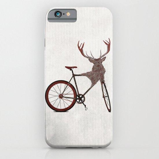 Stag Bike iPhone & iPod Case