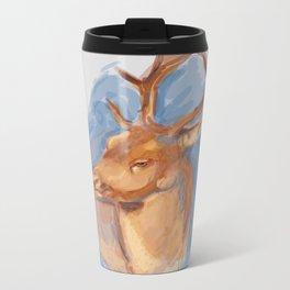 Price Hunt Metal Travel Mug