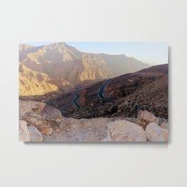 Dubai 95 Metal Print