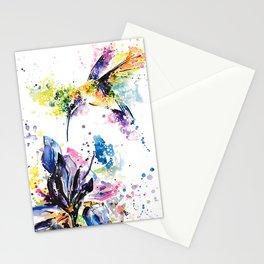 Hummingbird 2 Stationery Cards