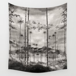 Kidnapped .....Alone in this stunning capsulle Wall Tapestry